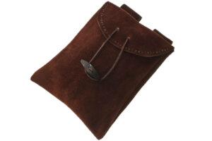 Leather Bag - Brown-0