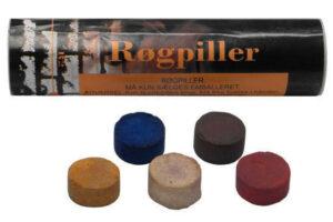 10 x Røgbomber / Røgpiller-0