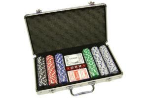 Luksus Pokerkuffert-0