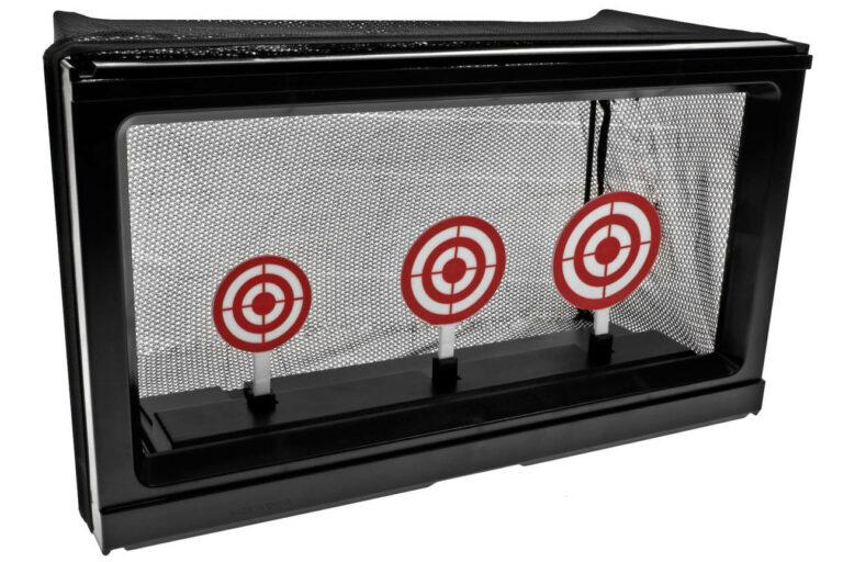 Automatisk skydemål med kuglefang-3070