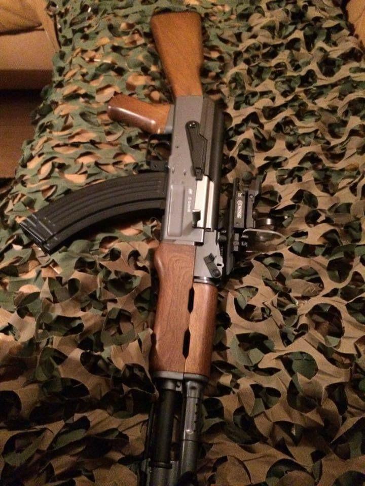 AK47 SA M7 - Sportsline ASG-25629