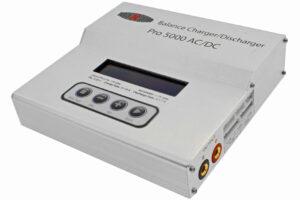 Pro 5000 lynlader 12V / 220 V-0