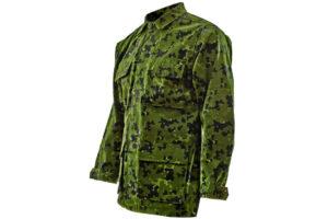 Camouflage Jakke S-0