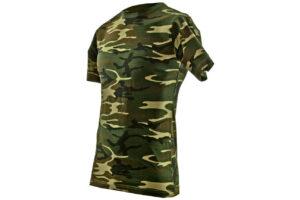 Woodland Tshirt - XLarge-0