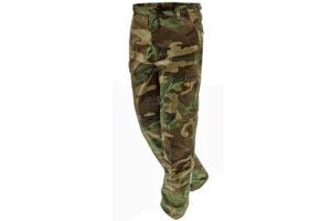 Camouflage Bukser XXL-0