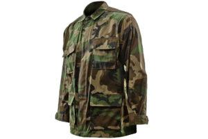 Camouflage Jakke XL-0