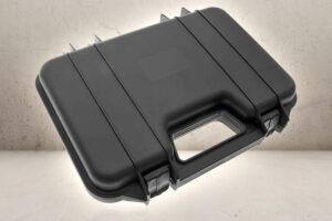 Luksus Pistolkuffert - Black-0