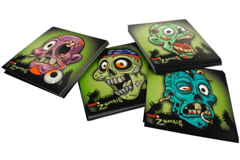 Skydekasse sæt & Zombie skiver-7458