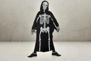 Skelet Kostume-0