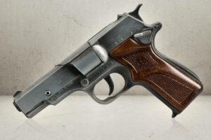 Gold Astra metal cowboy Pistol-0