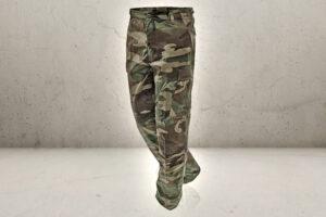 Camouflage Bukser XS-0