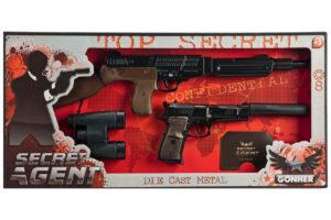 Secret Agent Kit / pakke-0