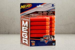 Nerf Elite 10 Mega Dart Refill-0
