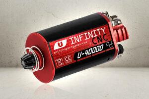 Infinity CNC U40000 Motor-0