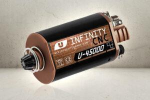 Infinity CNC U45000 Motor-0