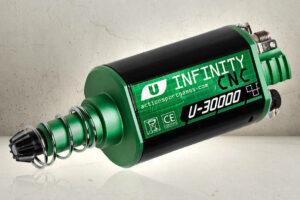 Infinity CNC U30000 Motor-0