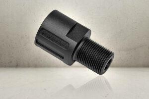 Lyddæmper adapter med 14mm CCW gevind-0