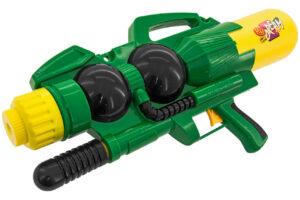 Dette er et billede af et Kæmpe vandgevær