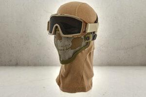 Face Protection Bundle - Tan-0