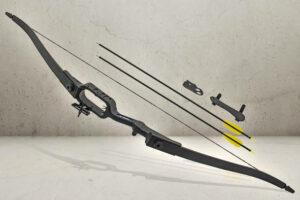 Shoot Through Recurve Bow Kit-0