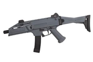 Scorpion EVO 3 - A1 ASG - Battlegrey-0