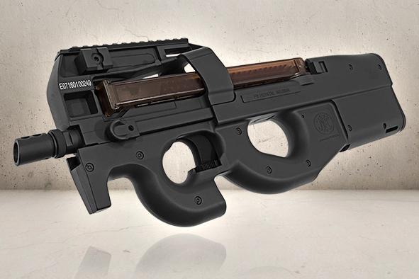 FN Herstal P90 Black - M125-0