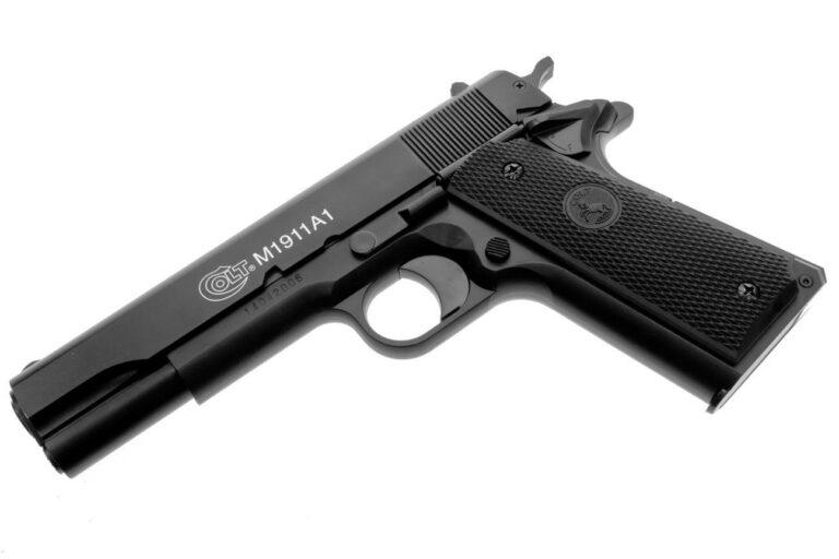Colt 1911 metal version -0