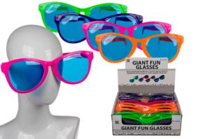 Mega sjove og store solbriller-0