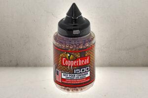 Copperhead Stål kugler 4.5mm-0
