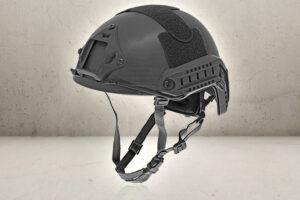 Strike Fast Helmet - Black-0
