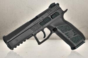 CZ P-09 Black-0
