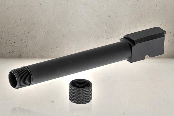 Yderløb med 14mm CCW Gevind - p-09-0