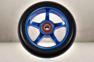 110mm Hjul - Black/Blue-0