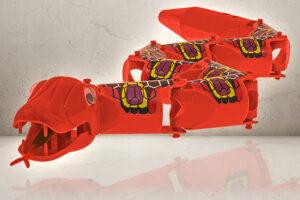 Red Swaying Snake-0