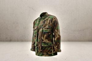 Junior Camouflage Jakke M-0