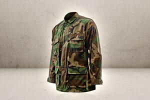 Junior Camouflage Jakke L-0