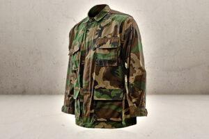 Junior Camouflage Jakke XL-0