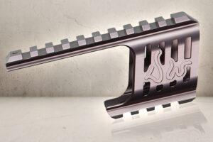 Dan Wesson Accesory Rail (Steel Grey)-0