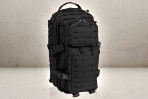 US Assault Pack Small Black-0