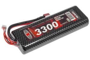 Maxam LiPo 7.4v 3300 mAh 35c-0