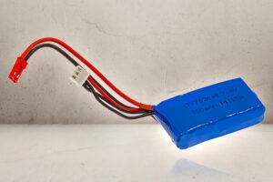 7.4v 850mAh LiPO Batteri-0