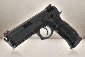 billede af CZ 75 ASG blow back pistol