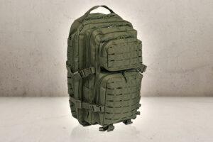 US Assault Pack Large Olive Drab-0