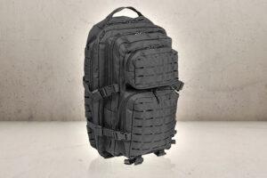US Assault Pack Large Black-0
