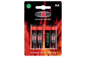 AA Batterier -0