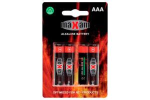 AAA Batterier -0