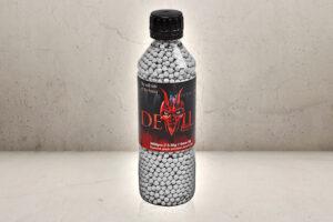 Blaster Devil PRO 0.36g Hvid-0