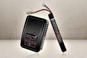 Batteri & Pro Lader Bundle til EVO-0