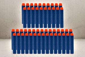 Elite Darts/pile Storkøb ( 50 stk )-0