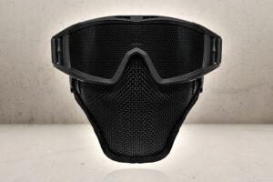 Basic Face Protection Bundle - Black-0